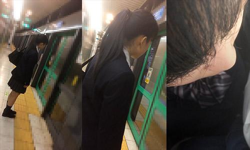 電車痴漢65